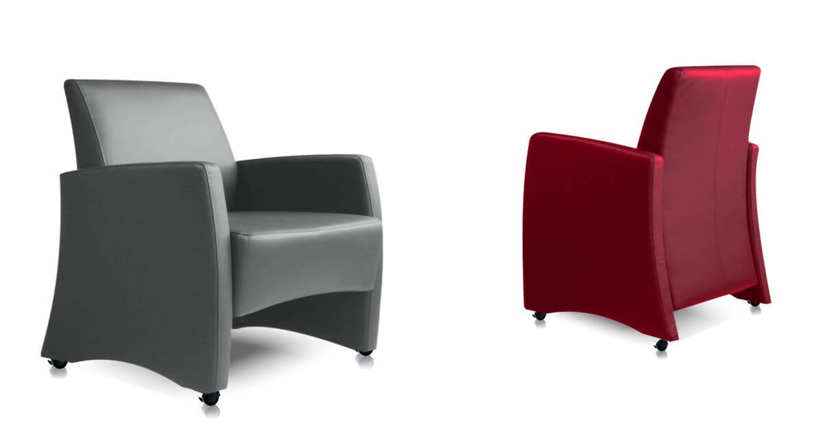 Dinerfauteuil Lazy. Perida.nl