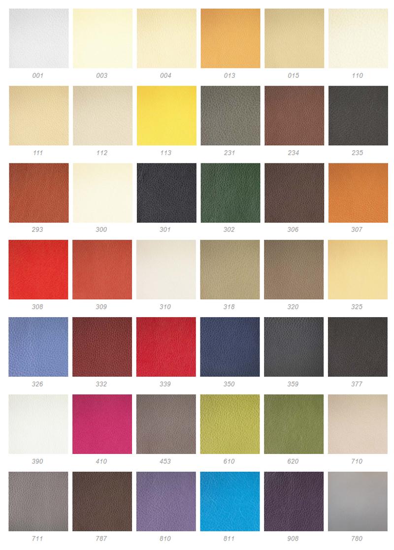 perida.nl kleuren leder Select