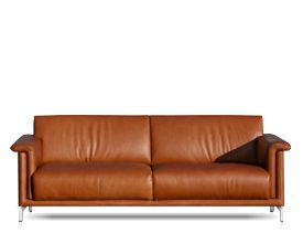 perida.nl model Romance 275x211 in cognac leder